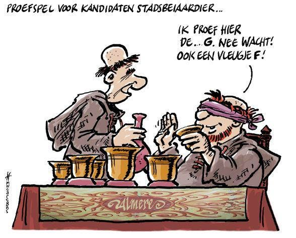 almere cartoon